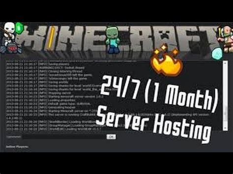 Wix has professional tools for website creation and secure website hosting. Free minecraft server Hosting 24/7 1 Months FREE 2018 ...