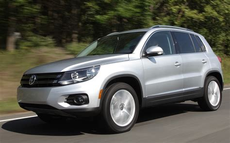 2013 Volkswagen Tiguan (vw) Review, Ratings, Specs, Prices
