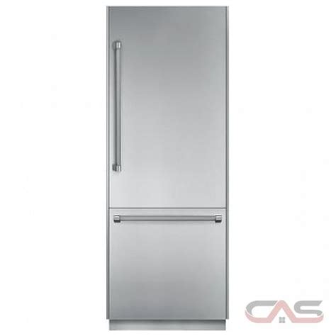 Counter Depth Refrigerator Width 30 thermador t30bb820ss bottom mount refrigerator 30 quot width
