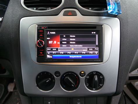 ford focus autoradio autoradio einbau ford focus ars24 onlineshop