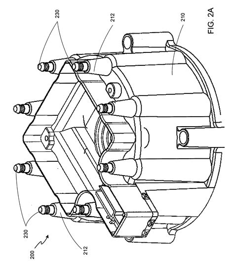 patent us20120055433 high energy ignition distributor cap patents
