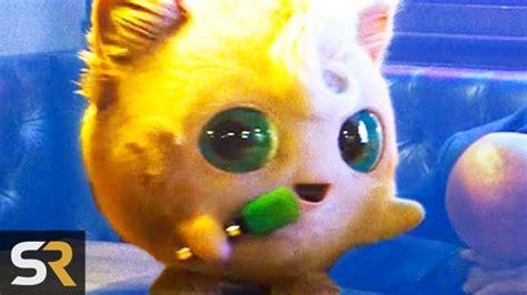 action pokemon  called detective pikachu