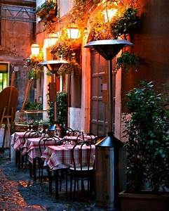 Outdoor Cafe In Rome, Italy Pictures, Photos, and Images for Facebook, Tumblr, Pinterest, and