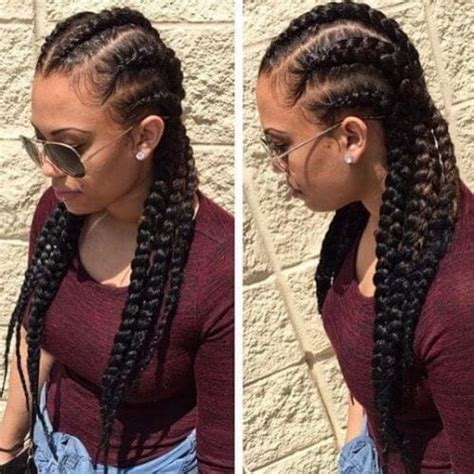 inspiring goddess braids styling ideas   hairstyles