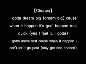 Jazmine Sullivan - Dream Big (Lyrics) [Comment + Rate, you ...