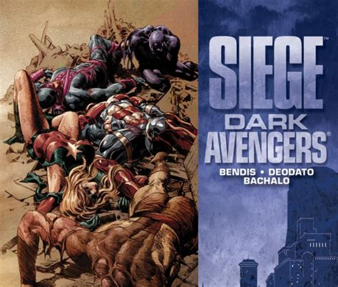 marvel siege siege hardcover books