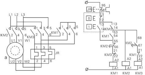 delta star motor starter wiring diagram electrical blog