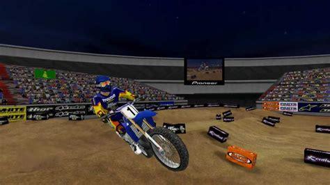 motocross madness 2 mods motocross madness 2 twisted supercross night youtube