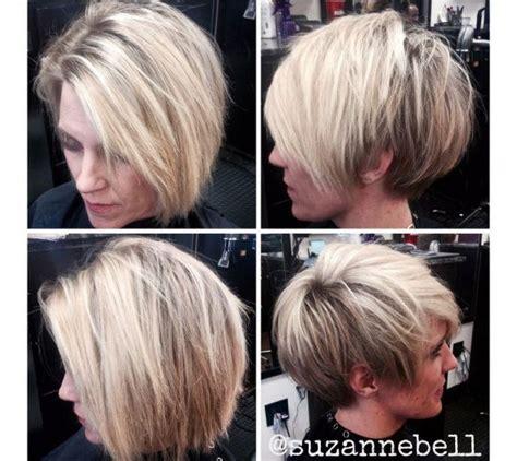 krotkie fryzury dla dojrzalych kobiet  galeria