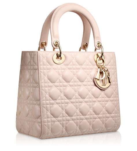 Pink lady dior bag