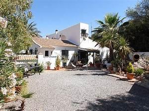 Einfahrt Mit Kies : andalusische finca 8158 casa axarqu a ~ Markanthonyermac.com Haus und Dekorationen