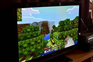 Hands On With Minecraft For Apple Tv