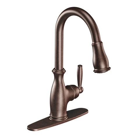 moen brantford moen brantford single handle pull sprayer kitchen