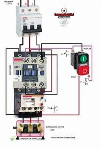 Contactor Wiring Diagram A1 A2
