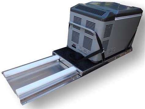 glissiere frigo tiroir coulissant pour refrigerateur car box accessoires rando equipement