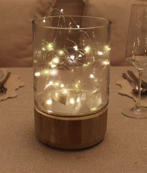 porta candela porta candela legno vetro oggetto d arredo versatile