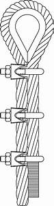 Stainless Steel Wire Rope Grip Bridco Australia