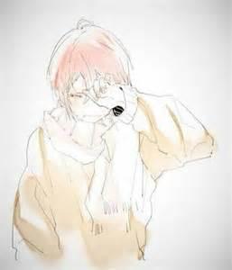 Sad Crying Anime Boy Screaming