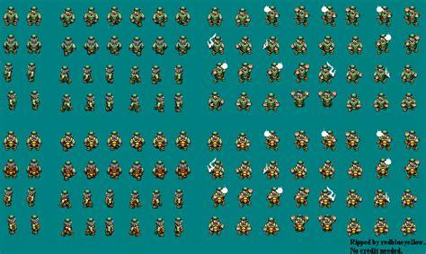spriters resource full sheet view pokemon ranger