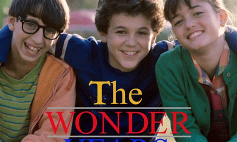 Where Is 'the Wonder Years' Cast Now?  Fame Focus