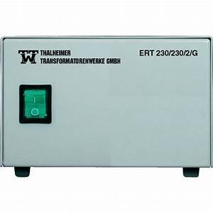 Transformator Berechnen Online : thalheimer ert 230 230 2g medizinischer trenn transformator 460 va 230 v ac trenntransformator ~ Themetempest.com Abrechnung