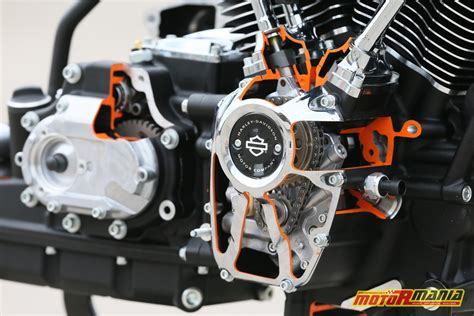 Diagram Of Primary 88 Cubic In Road King by Silnik Milwaukee Eight Harley 2017 6 Motormania