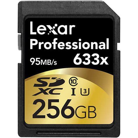 best sdxc lexar professional 256gb sdxc class 10 uhs i memory card