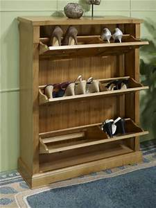Meuble Chaussure Bois Massif : meuble chaussures en ch ne de style louis philippe meuble en ch ne massif ~ Teatrodelosmanantiales.com Idées de Décoration