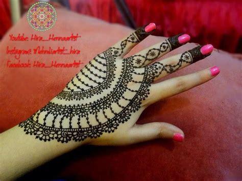 beautiful party henna mehndi design unique henna henna