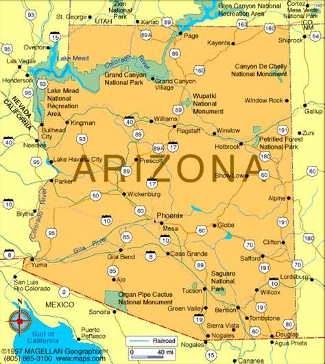 Atlas: Arizona