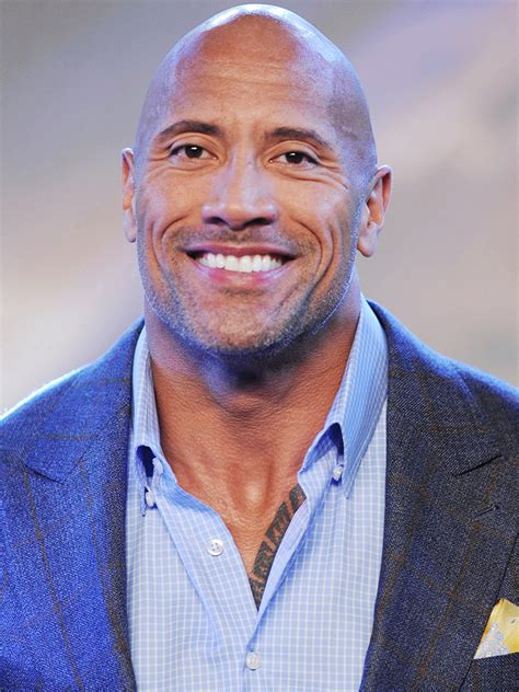 dwayne johnson   pictures tv guide