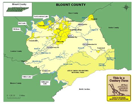 Blount County | Tennessee Century Farms