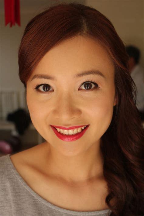Asian Mijung Asian Wedding Makeup Sydney