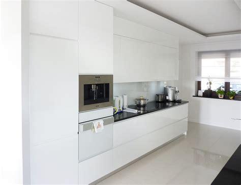 contemporary white kitchen ideas kuchnia biała 5753