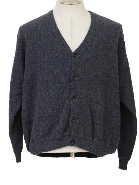 ll bean sweater fleece 80 39 s vintage caridgan sweater 80s ll bean mens charcoal