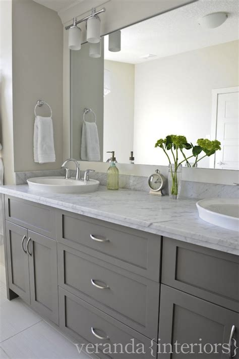 bathroom cabinets and countertops gray bathroom vanity design ideas