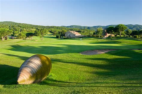 club golf  aro mas nou platja daro spain albrecht