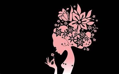 Wallpapers Girly Desktop Widescreen Mac 4k Floral