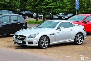 Mercedes 55 Amg : mercedes benz slk 55 amg r172 8 june 2016 autogespot ~ Medecine-chirurgie-esthetiques.com Avis de Voitures