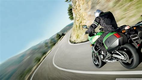 Kawasaki Ride 4k Hd Desktop Wallpaper For 4k Ultra Hd Tv