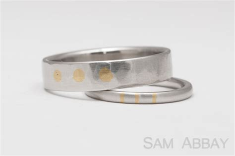 rings with inlay new york wedding ring