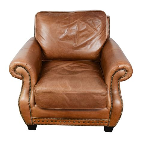 Used Leather Armchair by Accent Chairs Used Accent Chairs For Sale