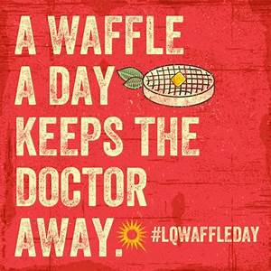 27 best Waffle ... Waffle Love Quotes