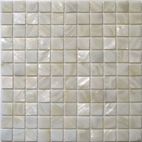 shell tile of pearl tiles bathroom wall tile