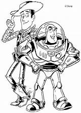 Toy Story Coloring Pages sketch template