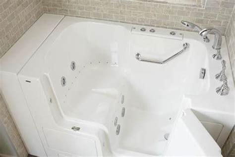 cultured marble walk  bathtubs