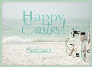 Happy Easter! B... Easter Beach Quotes