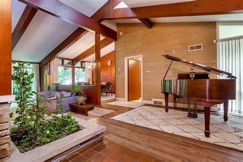 stunning mid century modern toronto time capsule house