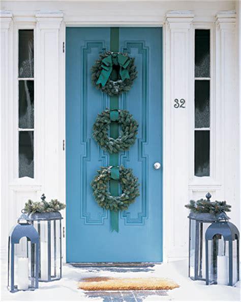 living   home welcoming front door decorations