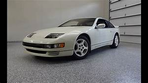 1990 Nissan 300zx Twin Turbo In Pearl White Paint  U0026 Engine